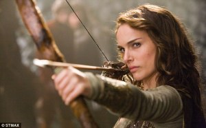 Oscar winner Natalie Portman goes from ballet swan to medieval archer in action comedy Your Highness 4